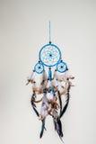 голубое dreamcatcher Стоковое Изображение RF
