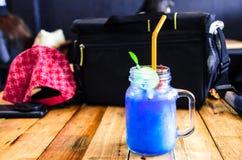 Голубое Hawuy Стоковая Фотография