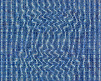 Голубое Jaggy Стоковое Изображение