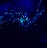 Голубое mosaic03a Стоковые Изображения RF