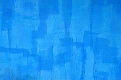 Голубое wal backgroundl Стоковые Фотографии RF