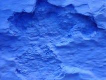 Голубой город в Марокко - Chefchaouen Стоковые Изображения RF