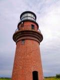 голубой головной маяк Стоковое Изображение