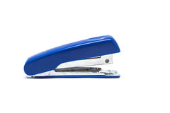 Голубой изолированный сшиватель Стоковое Изображение RF