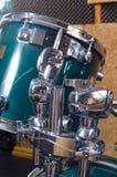 голубой набор барабанчика Стоковое Фото
