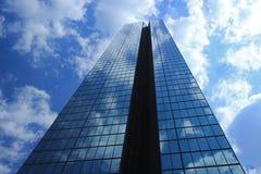 Голубой небоскреб Стоковые Изображения RF