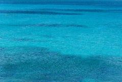 голубой океан Стоковое Изображение