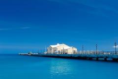 голубой порт Стоковые Изображения RF