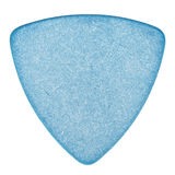 Голубой плектр стоковая фотография rf