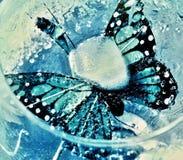 Голубой пленник 2 стоковое фото rf