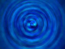 Голубой радиус стоковая фотография