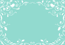 голубой сбор винограда Стоковое Изображение RF