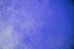 Голубой свет стены дыма предпосылки Стоковая Фотография
