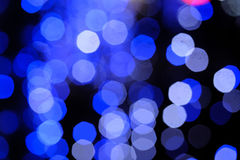 голубой свет Стоковые Фото
