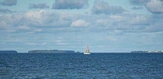 Голубой Таллин II Стоковое Изображение