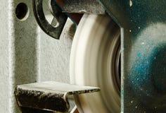 Голубой точильщик grinderBlue Стоковая Фотография RF
