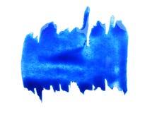 Голубой ход Стоковая Фотография