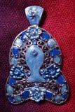 Голубой шкентель Стоковое Изображение RF