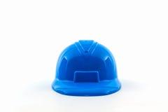Голубой шлем конструкции Стоковое фото RF