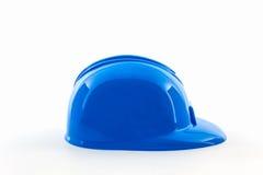 Голубой шлем конструкции Стоковое Изображение RF