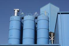 Голубой стоковая фотография rf