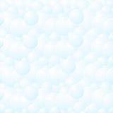 голубой tonality структуры мыла пузырей Стоковое Изображение RF