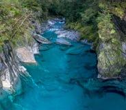 голубые бассеины стоковые фото