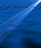 Голубые волны Стоковые Фотографии RF