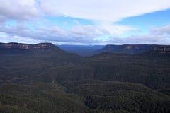 Голубые горы, NSW, Австралия Стоковые Изображения