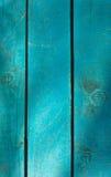 Голубые деревянные доски, текстура Стоковое Изображение
