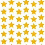 голубые множественные звезды стержень иллюстрации воздушных судн просто Стоковое Фото