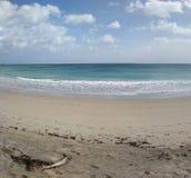 голубые моря Стоковое Фото
