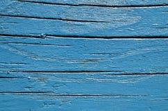 голубые доски Стоковая Фотография