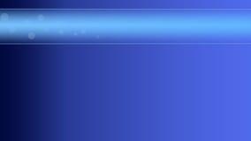 Голубые пузыри (широкоэкранные) Стоковые Изображения RF