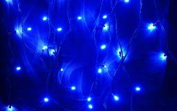 Голубые света водить Стоковые Фото