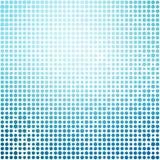 Голубые точки Стоковое Изображение RF