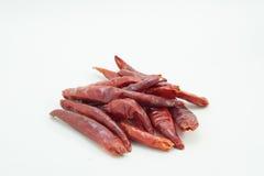 голубые чили пылают горячий излишек красный цвет перца Стоковые Фото