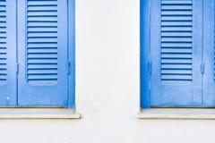 голубые штарки Стоковое Изображение