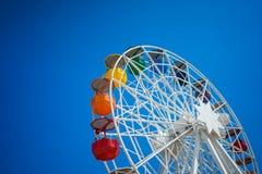 Голубые ferris Barca стоковые фото