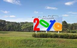 Год 2010 Стоковая Фотография RF