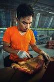 Гравер, Таиланд Стоковая Фотография