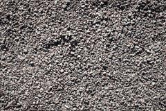 Гравий, камешки и предпосылка крупного плана песка стоковое изображение rf