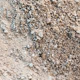 Гравий с песком как предпосылка стоковое изображение rf