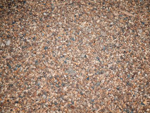 Гравий утеса, малые камни стоковое изображение
