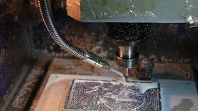 Гравировка CNC видеоматериал
