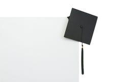 градация крышки афиши пустая Стоковая Фотография