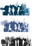 граждане стоковое изображение