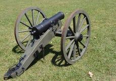 гражданская война canon Стоковая Фотография