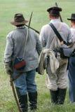 гражданское война reenactment Стоковая Фотография RF