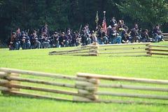 гражданская война Стоковая Фотография RF